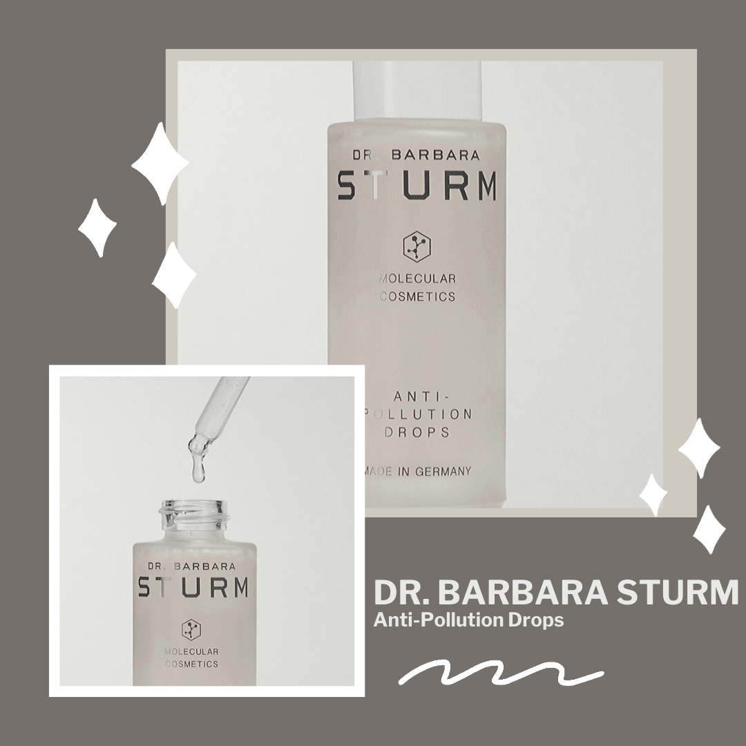 Dr. Barbara Sturm抗污染防辐射保湿精华