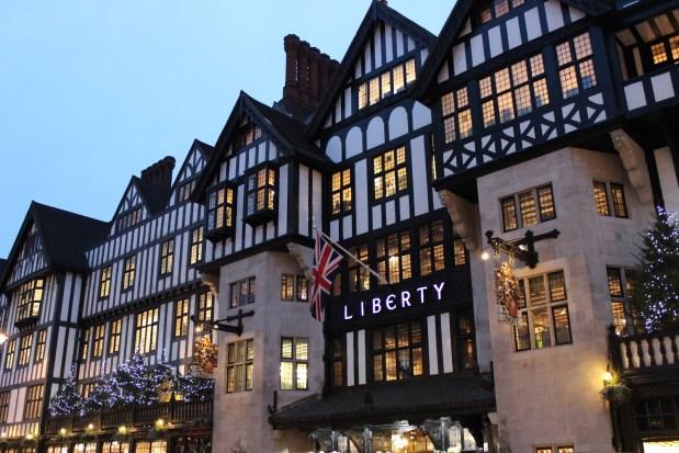 Liberty 伦敦
