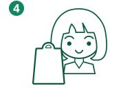 转运公司收到您的货物后,将会把货物邮寄到您指定的国内收货地址。