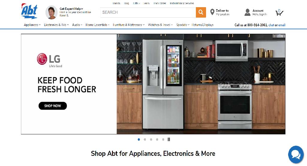 Abt Homepage Image
