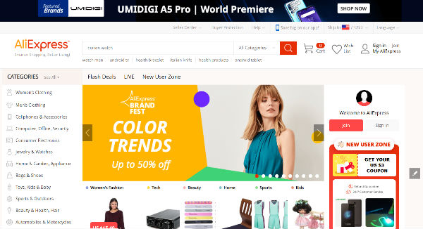 AliExpress Coupons, Cashback & Discount Codes - TopCashback