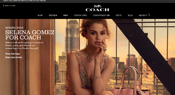 Coach Homepage Image