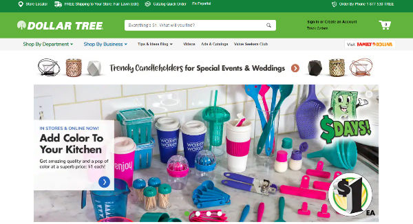 Dollar Tree Coupons, Cashback & Discount Codes - TopCashback