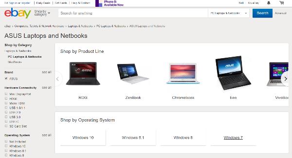 eBay Homepage Image