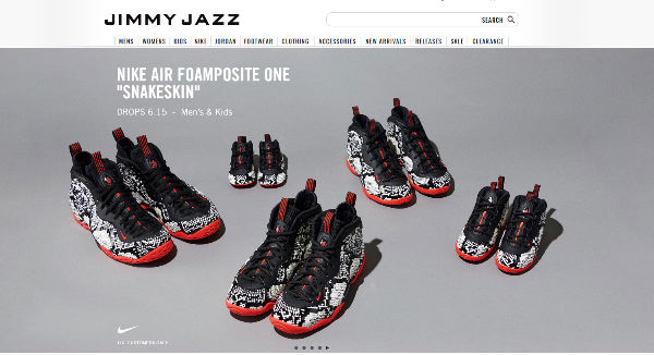 Nike Shoes & Sportswear | Jimmy Jazz