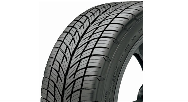 Tire Rack Photo Product Image
