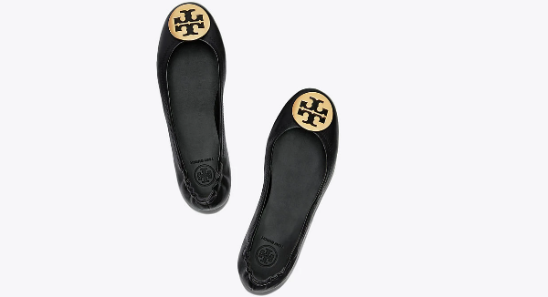 Tory Burch Product Image. Minnie Travel Ballet Flats