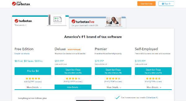 TurboTax Product Image