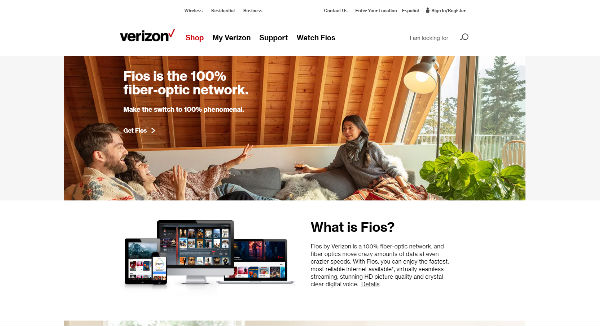 Verizon Fios Coupons, Cashback & Discount Codes - TopCashback