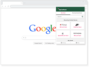 Toolbar search image
