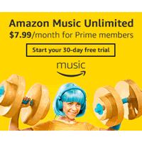 Amazon 音乐无限