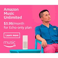 亚马逊音乐无限