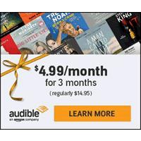 Audible 有声书免费试用