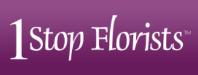 1 Stop Florists Logo