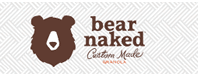 Bear Naked Custom Made Logo