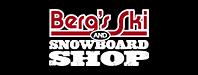 Berg's Ski and Snowboard Shop Logo