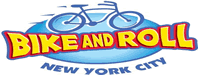 Bike and Roll NYC Logo