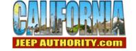 California Jeep Authority  Logo