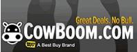 CowBoom Logo
