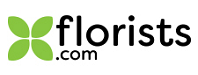 Flowers by Florists.com Logo