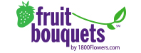 Fruit Bouquets by 1800Flowers.com Logo