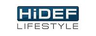 HiDEF Lifestyle Logo