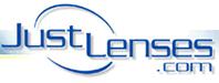 JustLenses Logo
