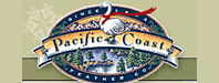 Pacific Coast Feather Company Logo