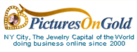 PicturesOnGold.com Logo
