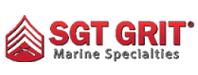Sgt. Grit Marine Specialties Logo