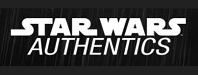 Star Wars Authentics Logo