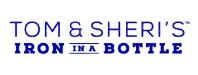 Tom & Sheri's Iron In A Bottle Logo