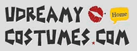Udreamy Costumes Logo