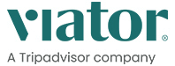 Viator – A TripAdvisor Company Logo