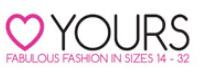 Yours Clothing US Logo