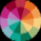 A Color Story Square Logo