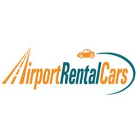 Airport Rental Cars Square Logo