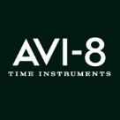 AVI-8 Square Logo