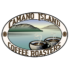 Camano Island Coffee Roasters Square Logo