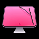 CleanMyMac X Square Logo