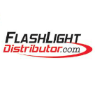 Flash Light Distributor Square Logo