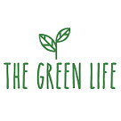 The Green Life Square Logo
