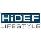 HiDEF Lifestyle Square Logo