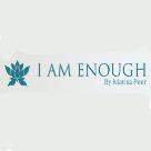 I am Enough Square Logo