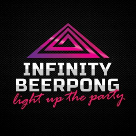 Infinity Beer Pong Square Logo