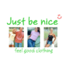 Just Be Nice Square Logo