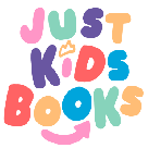 Just Kids Books Square Logo
