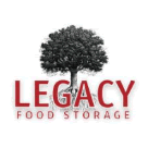 Legacy Food Storage Square Logo