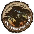 Log Furniture Place Square Logo