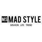 Mad Style Square Logo